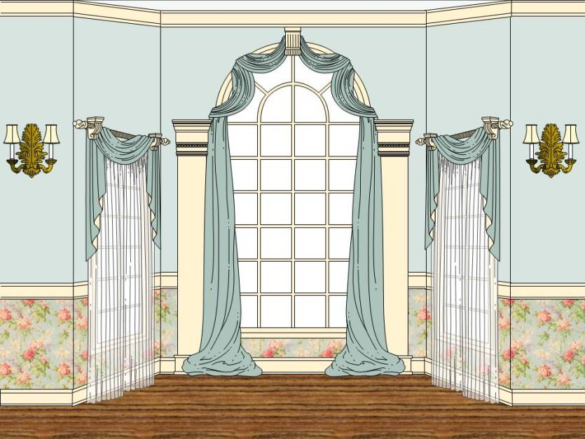 Arch On Pinterest Arched Window Treatments Windows And Treatments