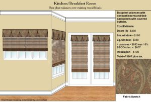 Kitchen-Breakfast Room Proposal