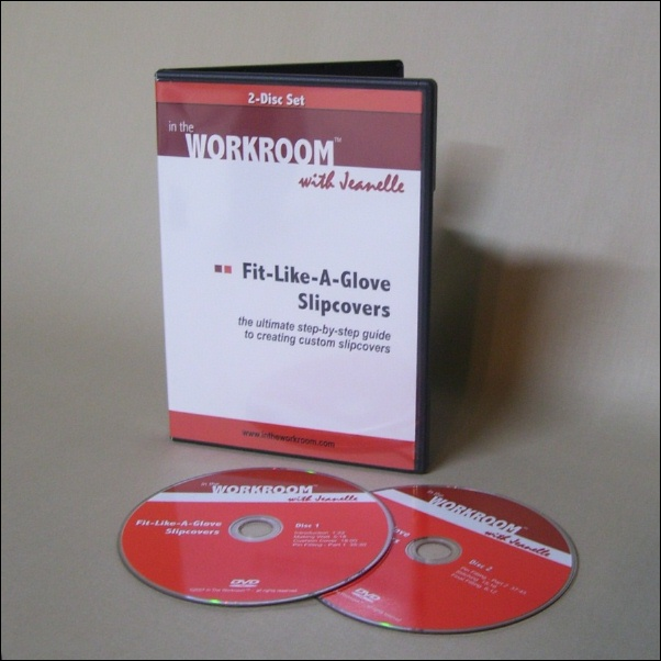 Fit-Like-A-Glove Slipcovers Training DVD